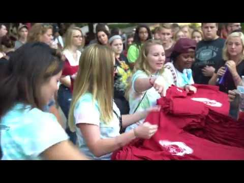 Welcome Weekend 2018 at IUP