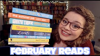 February Reads! ♥ Prattle And Pages