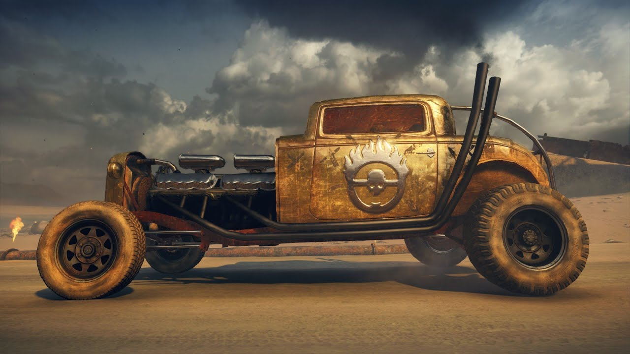 Image result for mad max video game vehicles