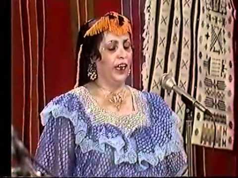 Cheikha Mouni (1-8) - Folklore Chaoui - Gasba Chaouia