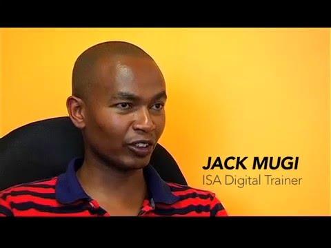 Jack Mugi - International School of Advertising(ISA Africa)