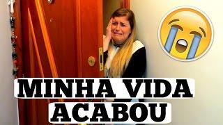 VAZARAM MEUS NUDES E FUI EXPULSA DE CASA! :(