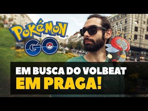 CAÇADA NA REPÚBLICA TCHECA! | Gameplay Pokémon GO