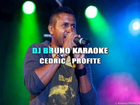 CEDRIC   Profite (karaoke demo)