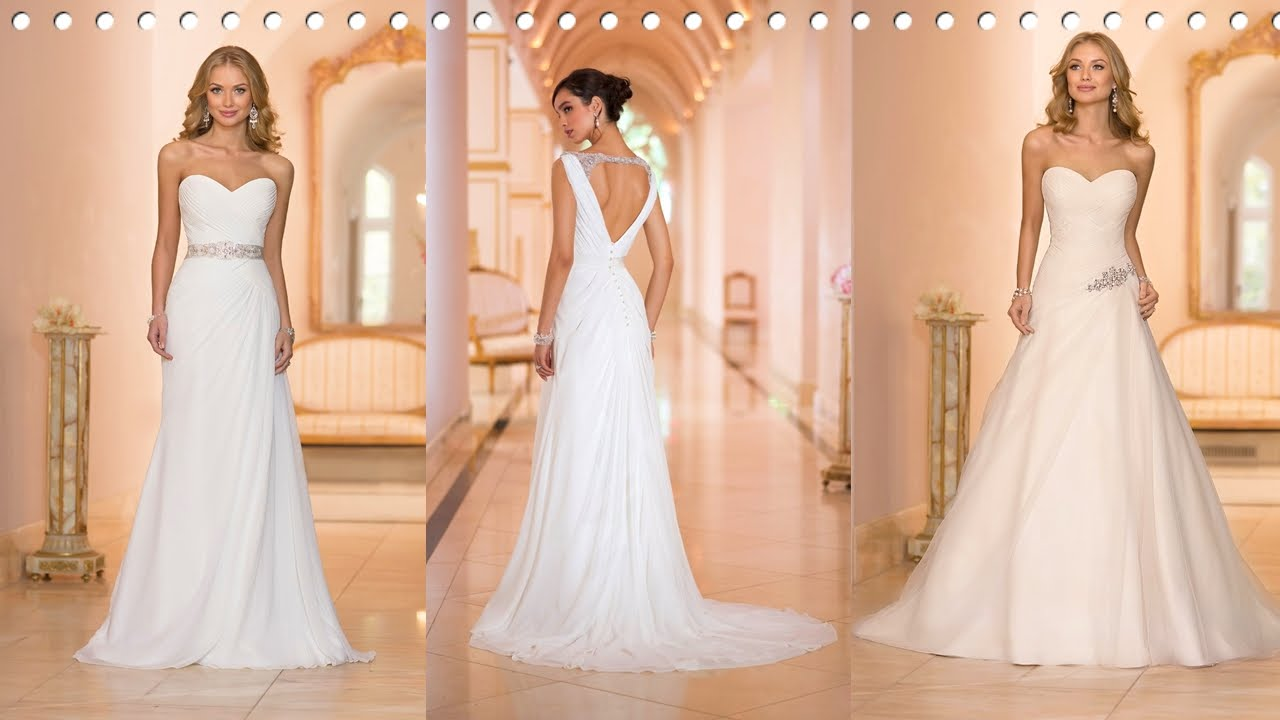 Vestidos para boda campestre 2016