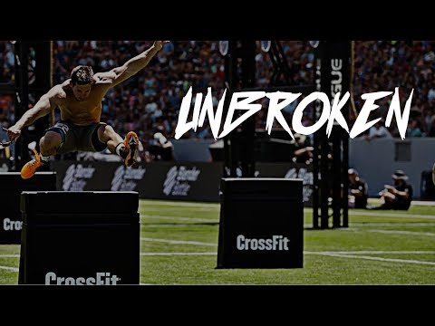 UNBROKEN ■ CROSSFIT MOTIVATIONAL VIDEO