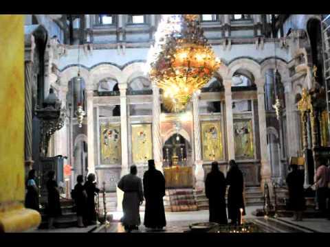 Jerusalém (Israel) - Igreja Do Santo Sepulcro