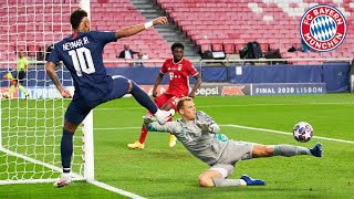 Manuel Neuer: Best Saves & Skills in the Champions League | FC Bayern