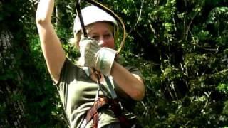 Ziplining: Nicaragua-Adventure Travel. Travel Video Postcard