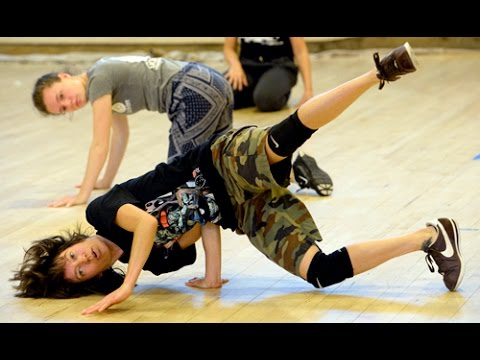Hip Hop Dance Class at the University of Colorado