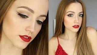 Valentine's Day Makeup Tutorial | 2016