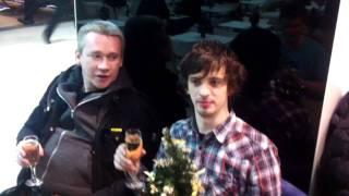 Король и Шут - приглашение на Новогодние Концерты (2011)