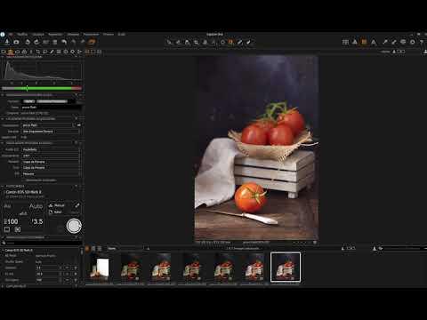 Food Photography Dark Mood parte seconda: lo scatto