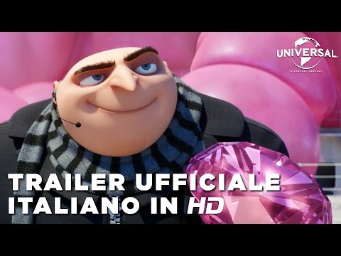 CATTIVISSIMO ME 3 - Teaser trailer ufficiale italiano