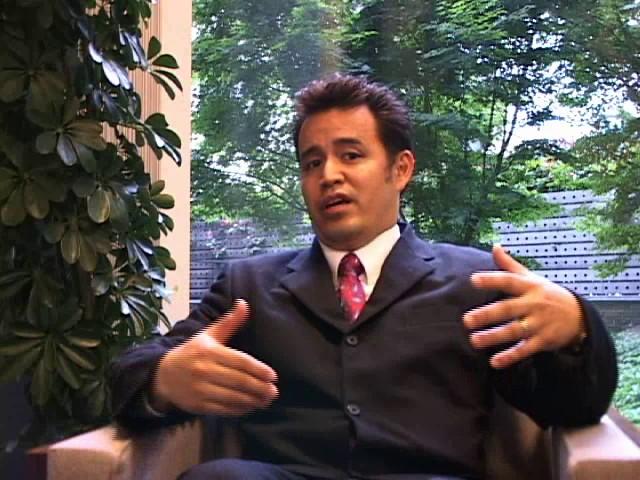 Pioneer Corporation International Business Education Coordinator Gilbert Espinelli