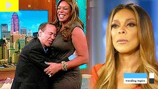 Wendy Williams Claims She Was Groped on Live TV By Her Worst Guest Ever
