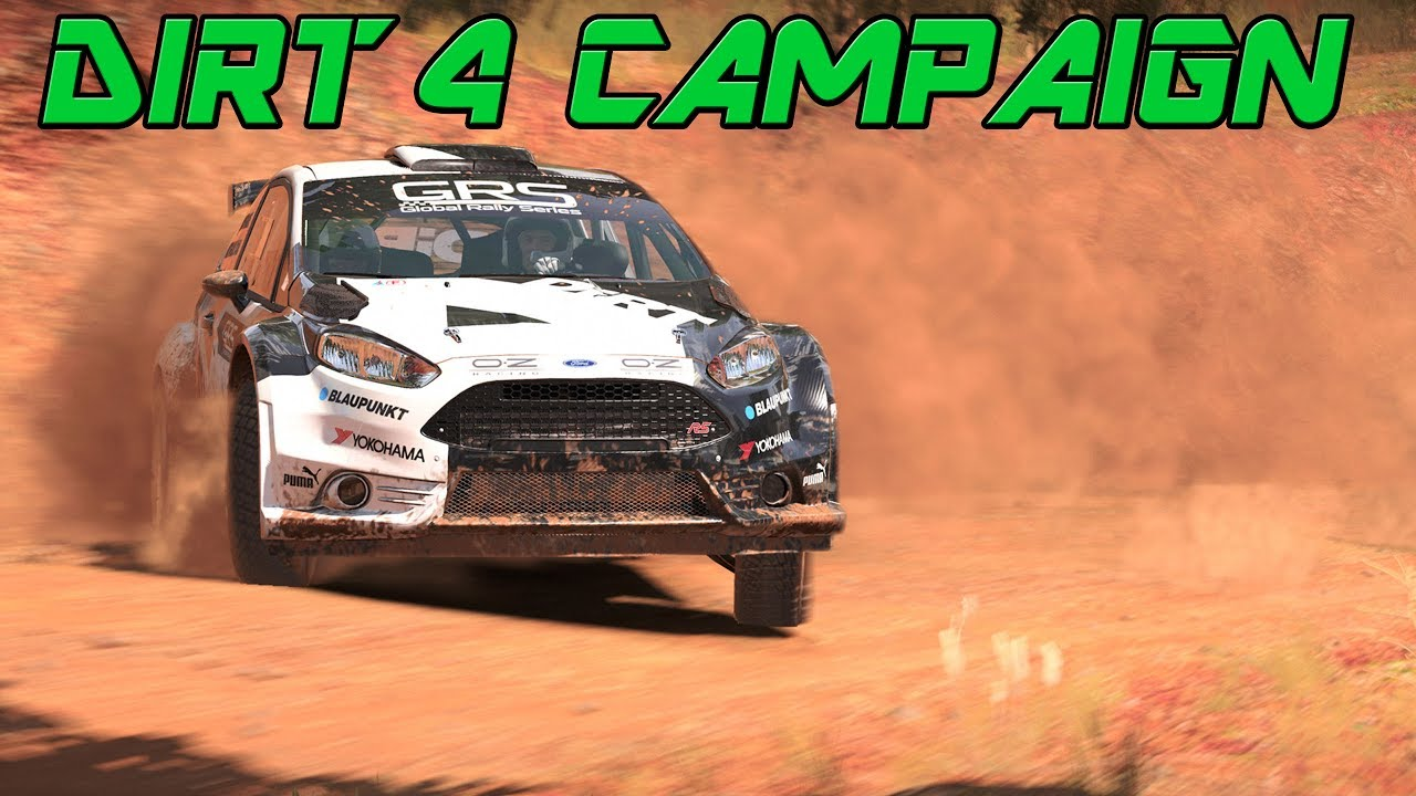 grinding on some dirt 4 campaign ps4 youtube. Black Bedroom Furniture Sets. Home Design Ideas