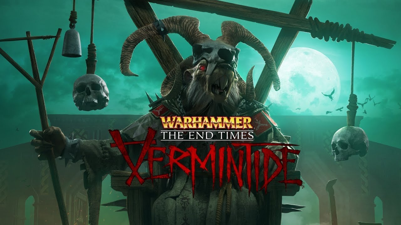 Warhammer End Times Vermintide Console Launch Trailer【PS4/X1 .