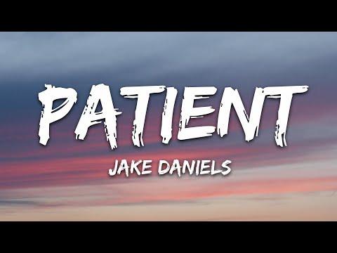 Jake Daniels - Patient
