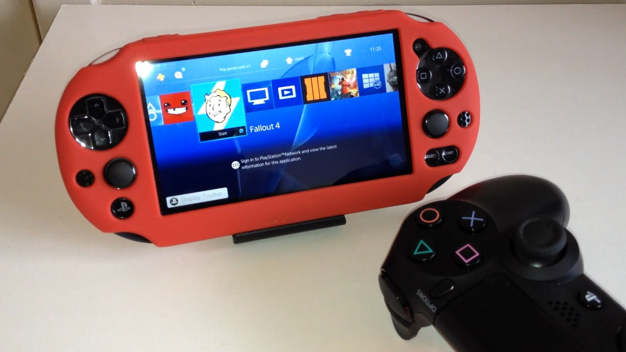 How To Use Your Dualshock 4 Controller With PS Vita Remote Play (Easy  Tutorial)