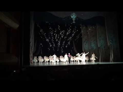 Ballet at Marinsky theater