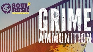 Grime Ammunition - Urban Grime Samples Loops - From Soul Rush Records
