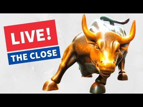 The Close, Watch Day Trading Live - May 5, NYSE & NASDAQ Stocks