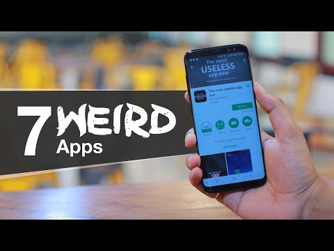 7 Really Weird Apps That Will Make You Cringe