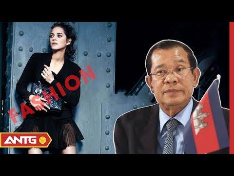 Khi các ông lớn thời trang quốc tế rút khỏi Campuchia   Tiêu điểm quốc tế   ANTG