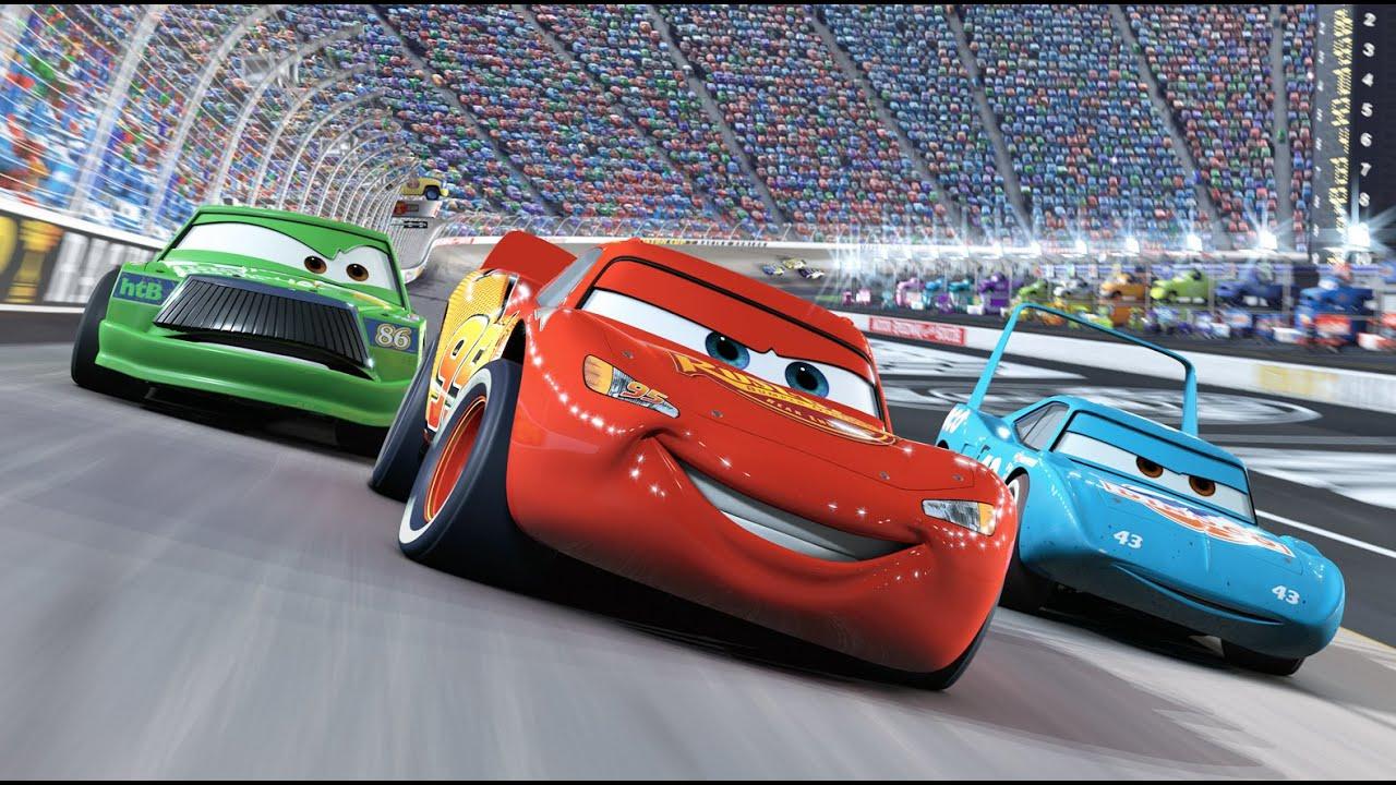 Cars 1 dessin animé