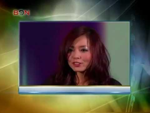 Pop Diva Jane Zhang -- Microblog Buzz: Jan. 11 -- BON TV China