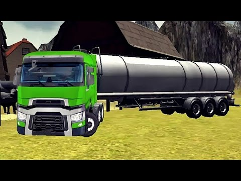 Farm Truck 3D Manure - Android Gameplay HD