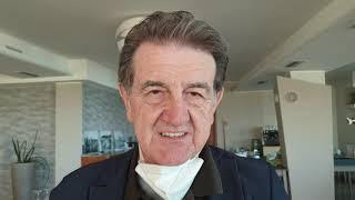 Il presidente nazionale dell'Anteas Loris Cavalletti a Termoli nel debutto molisano