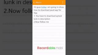 How to downloaf paid app for free