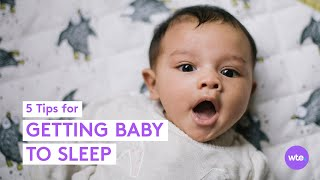 Common Sleep Problems For Babies (and How To Solve Them!) - What To Expect