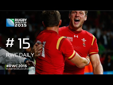 Wales' incredible victory over hosts England - RWC Daily