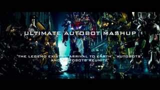 "Ultimate Transformers Theme Mashup - ""Arrival to Earth"" and ""Autobots Reunite"" by Steve Jablonsky"