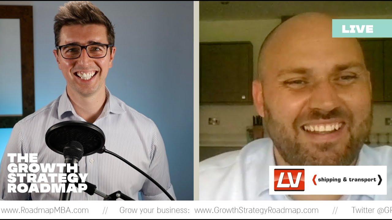 Interview: Middlesbrough businessman and logistics expert, Matthew Ord