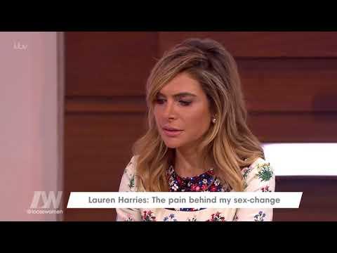 Lauren Harries Opens Up About the Pain Behind Her Sex-Change | Loose Women