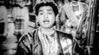 Jayabheri Songs - Rasika Raja Taguvaramu - Nageshwara Rao Akkineni, Anjali Devi - HD