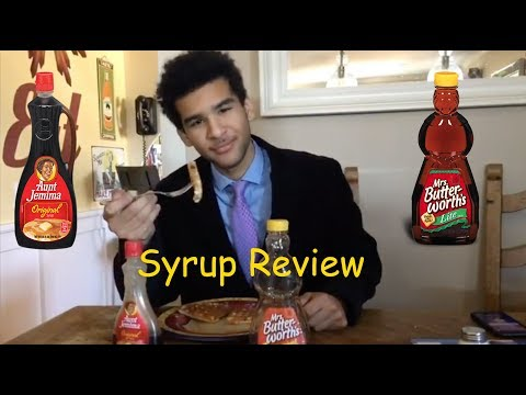 Wholesome Syrup Review