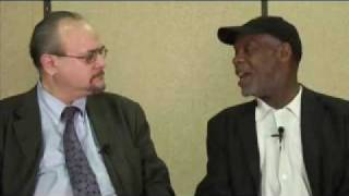 Danny Glover Interview Part 1