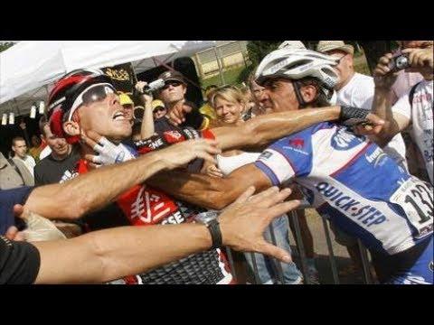 Quand les cyclistes pètent les plombs (Sagan, Kittel, Pinot etc..)