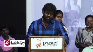Suresh at Cinehub Mobile App Launch