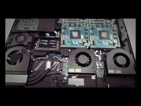 NVIDIA GeForce GTX 1080 SLI Pascal based Super Laptop