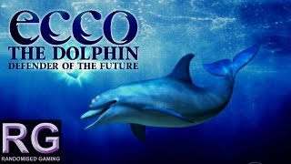 Ecco the Dolphin: Defender of the Future - Sega Dreamcast - Intro & opening gameplay [HD 1080p]