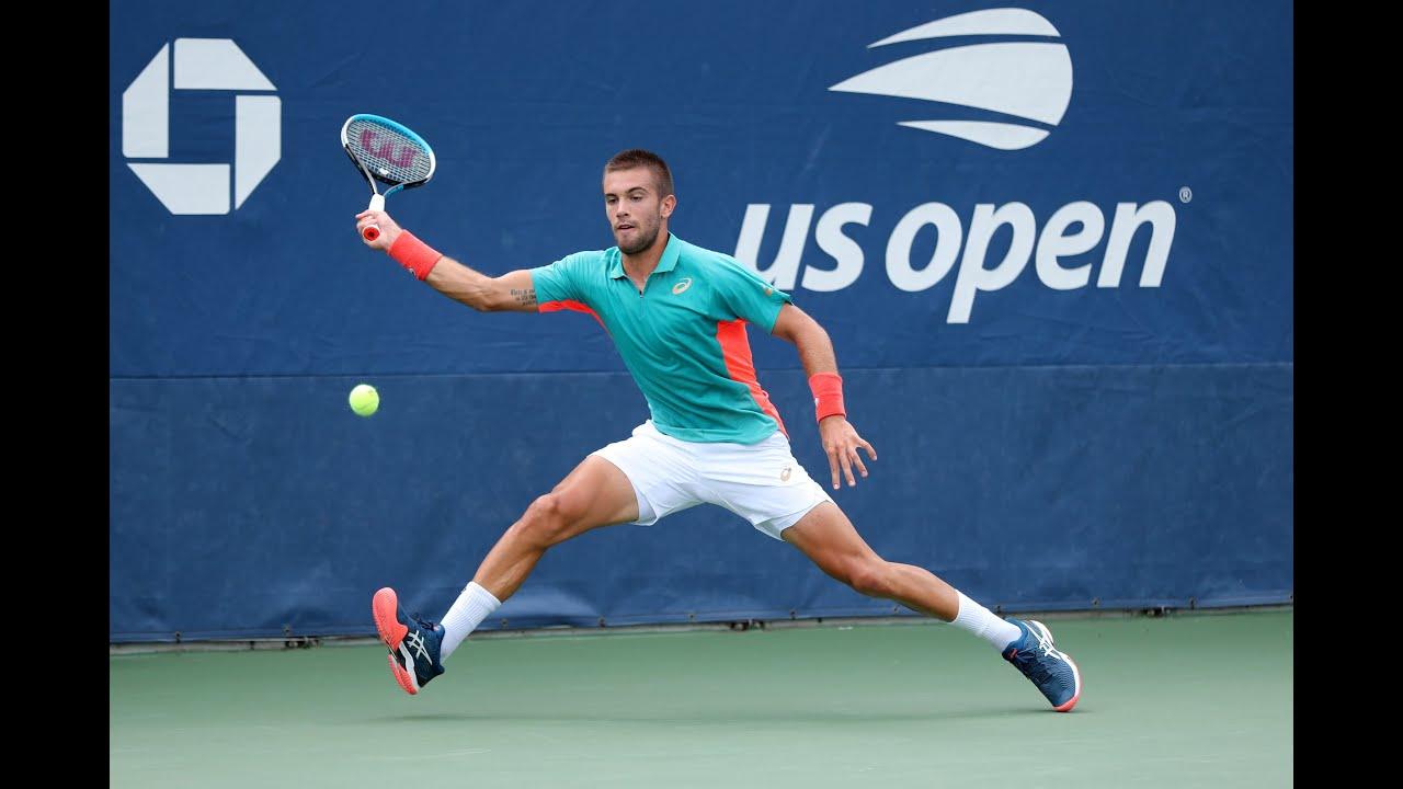 Pablo Andujar vs Borna Coric   US Open 2020 Round 1