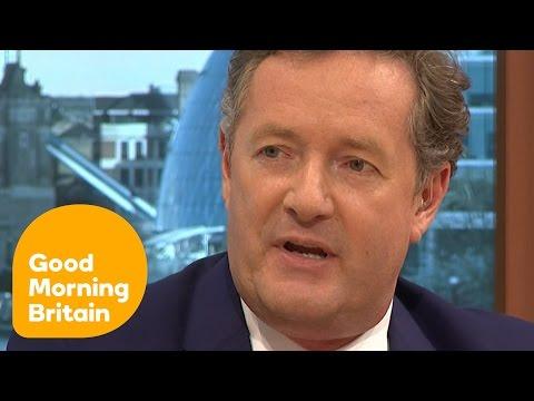 Piers Morgan Feels Terrible For Attacking Kim And Kanye | Good Morning Britain