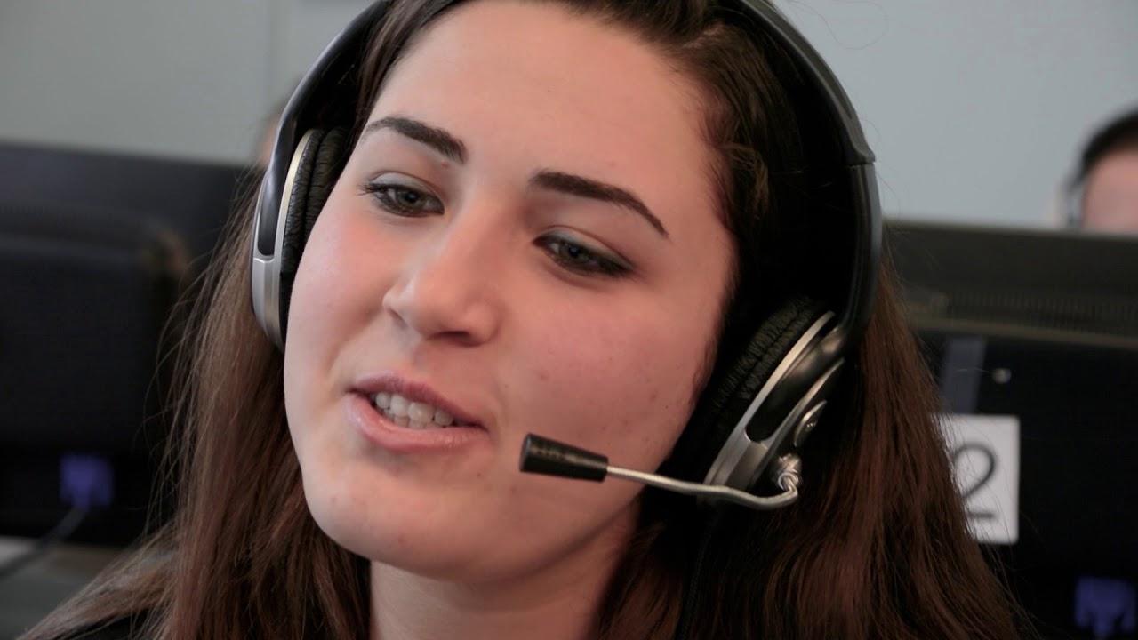 Il Call Center di Giulia