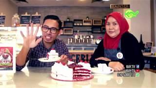 Kek Red Velvet Kedah dalam FOODIA : Dapur Depa Ep.2